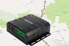 Orbcomm IDP-782 with GSatTrack to provide forestry fleet solution