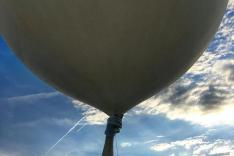 Balloon Tracking in the Stratosphere
